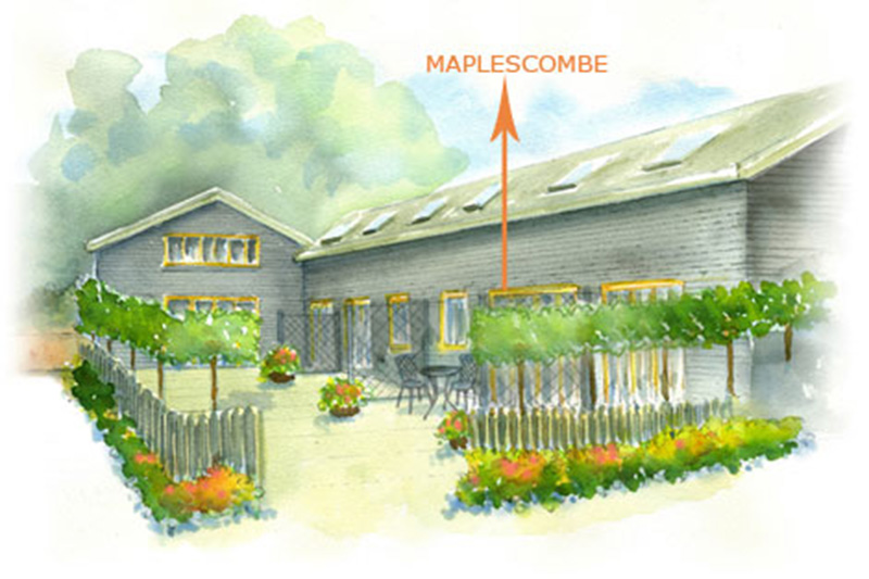 maplescombe holiday homes in hampshire